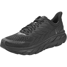 Hoka One One Clifton 7 Running Shoes Men black/black